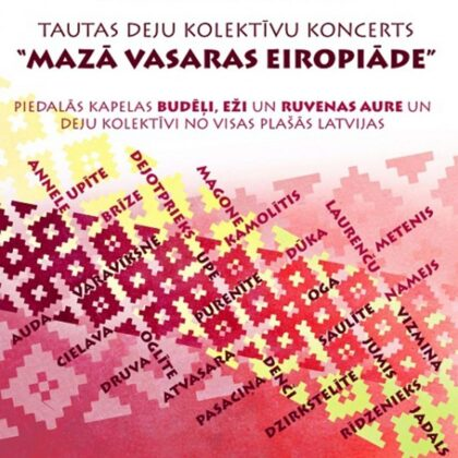 Mazā vasaras Eiropiāde 2017